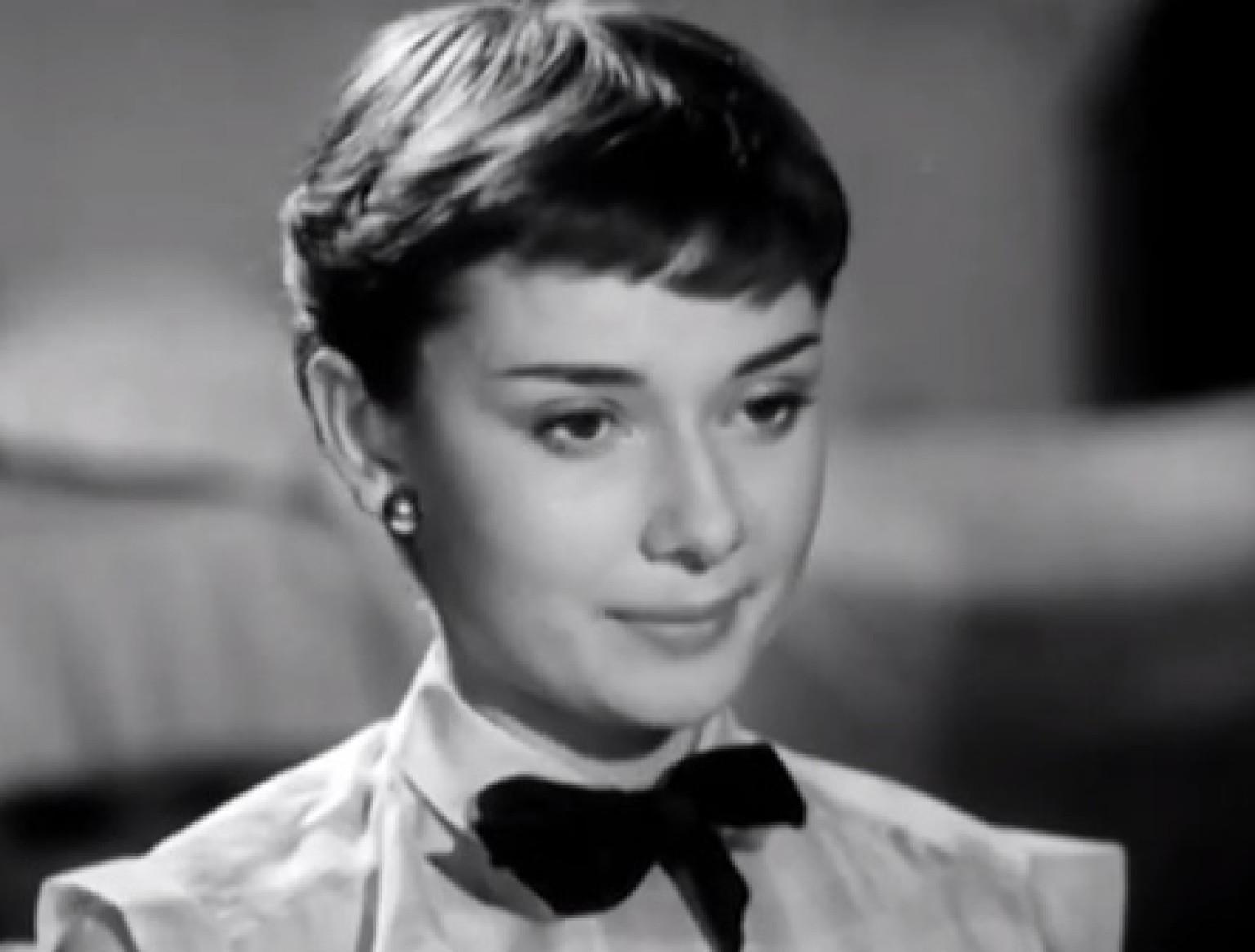 Audrey Hepburns Roman Holiday Audition Video Resurfaces