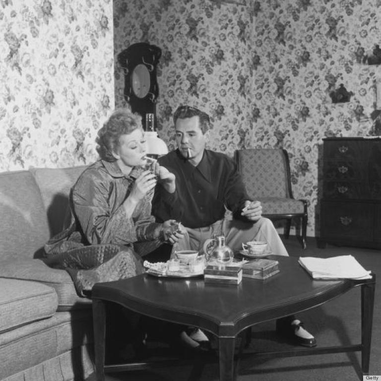 A Rare Look Inside Desi Arnaz Amp Lucille Balls Home In The