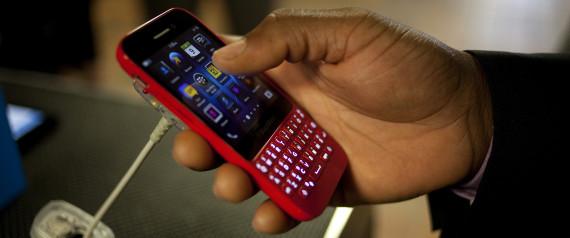 Cerberus BlackBerry
