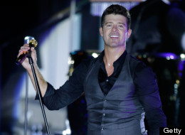 marvin gayes family robin thicke