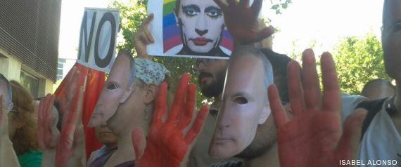 embajada rusa en madrid