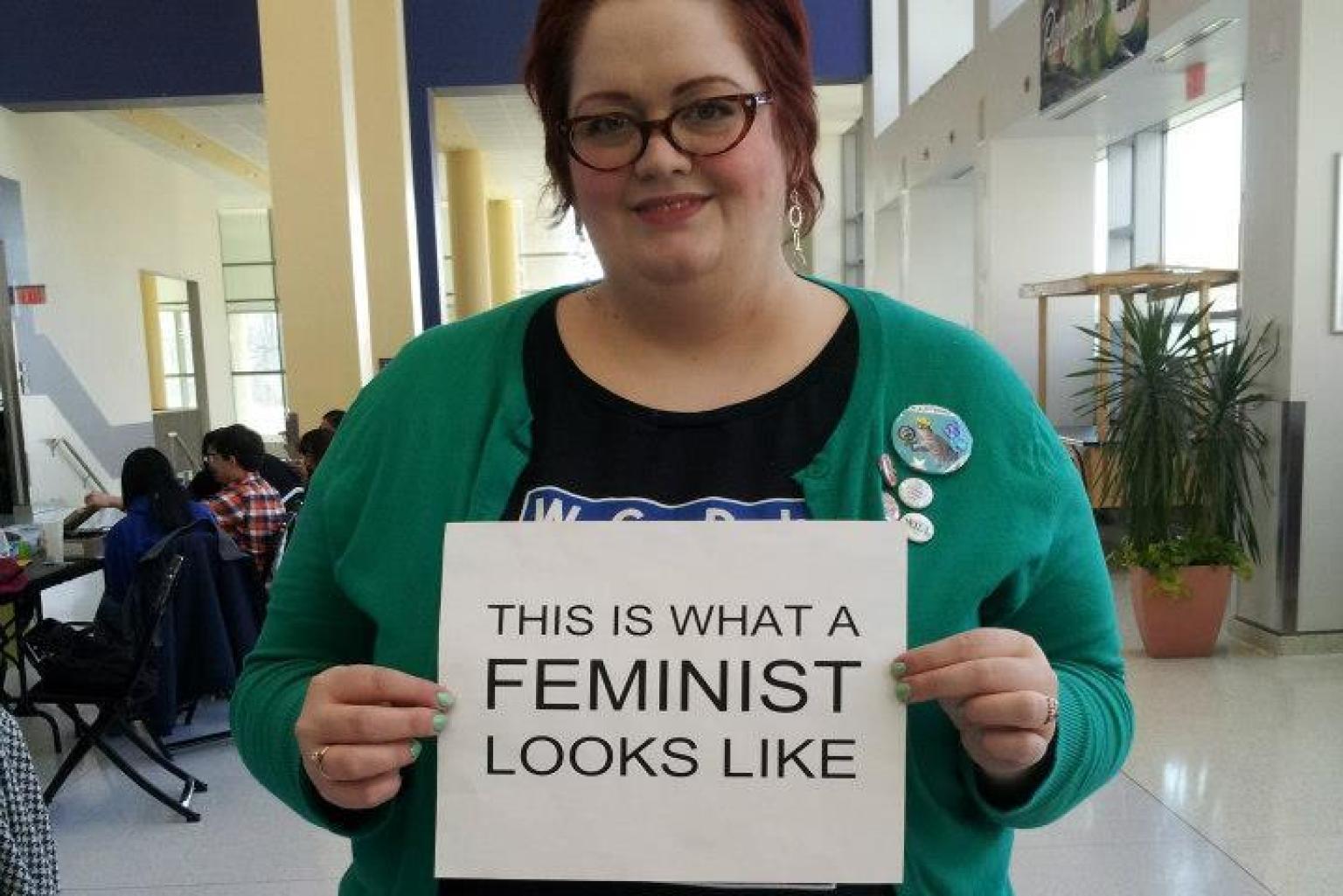 Feminist Body Type