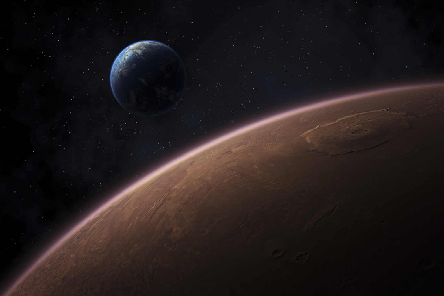 Did Life Start On Mars New Evidence Supports Long