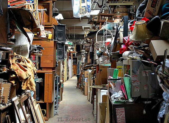 hoarding signs
