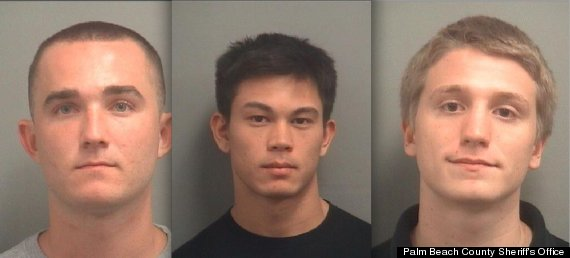 suspects in beating of marine