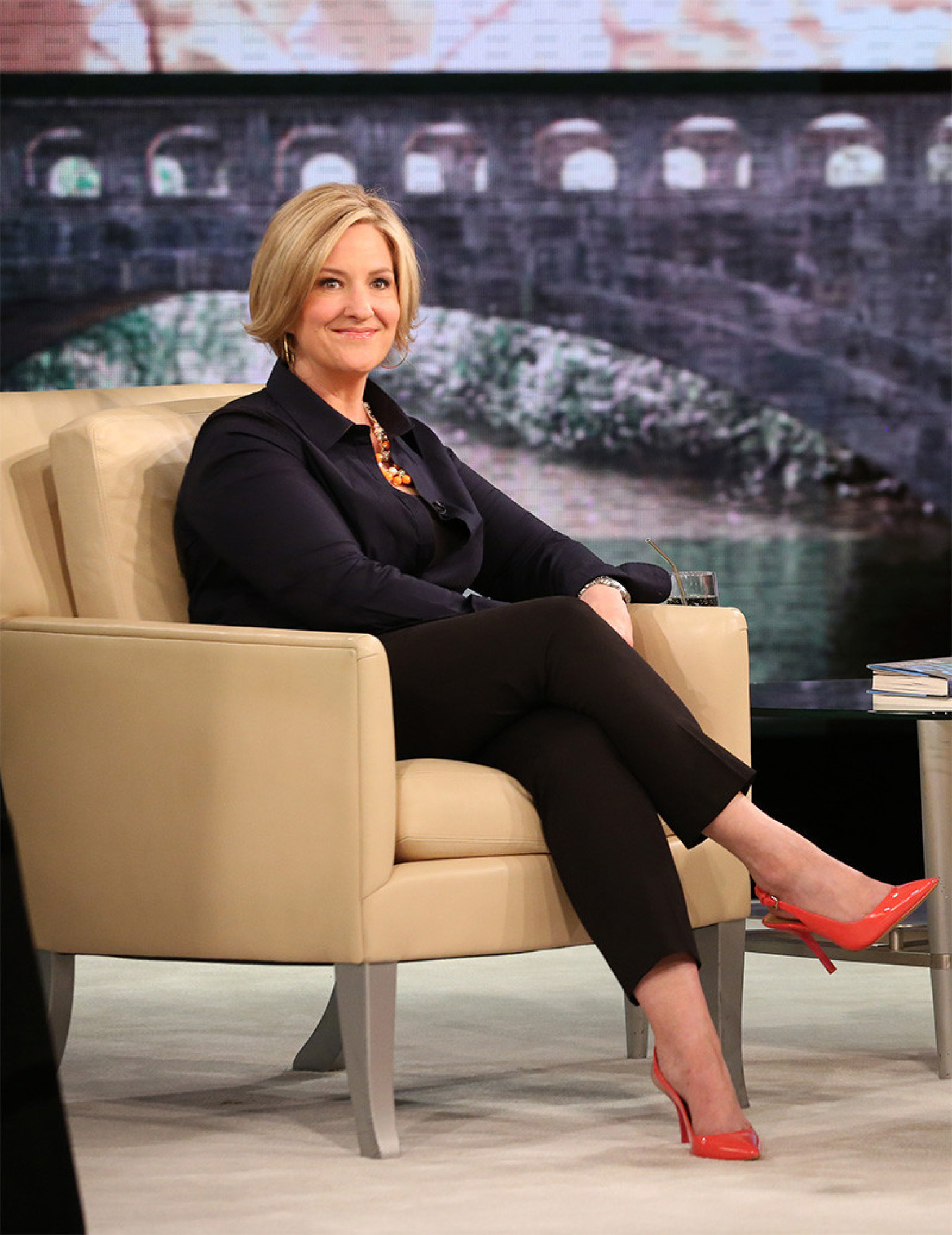 Brene Brown You Can T Get To Courage Without Walking