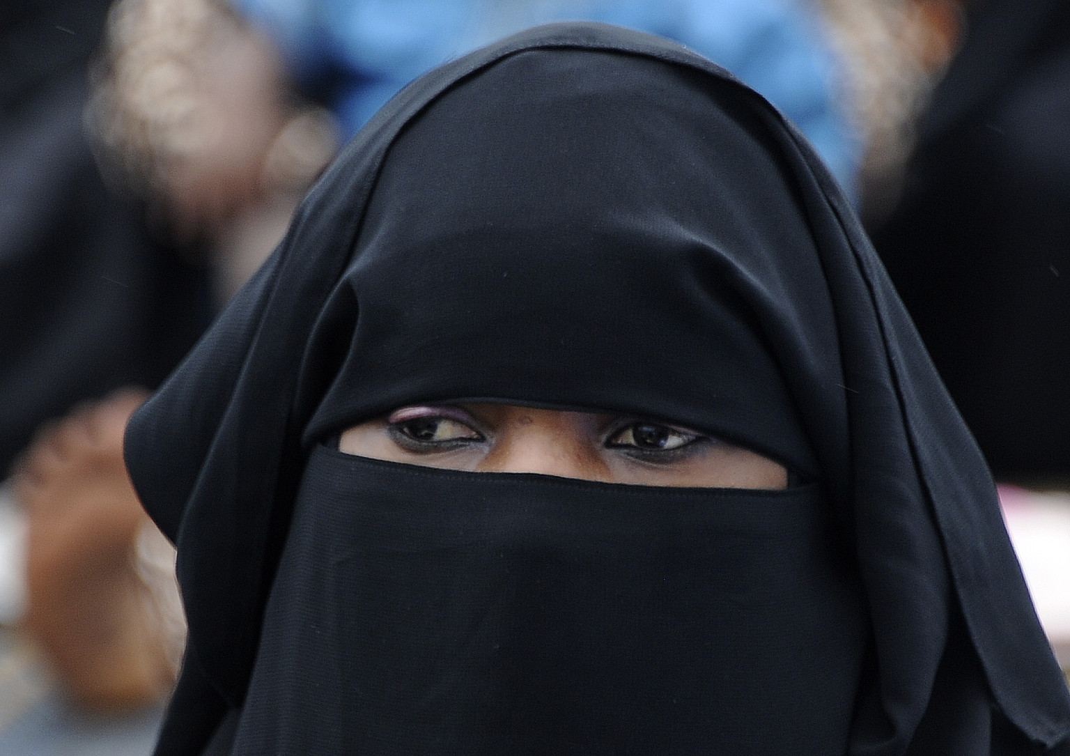 Muslim Full Face Veil Not Appropriate In Classrooms Or