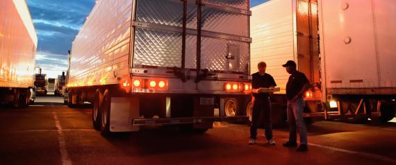 truckers shut down america