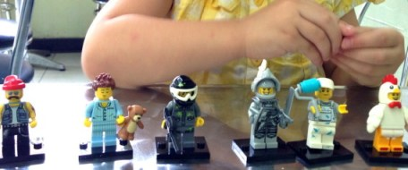 Badass Lego Girls