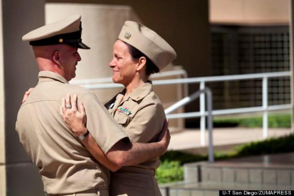 siblings in the navy reunite