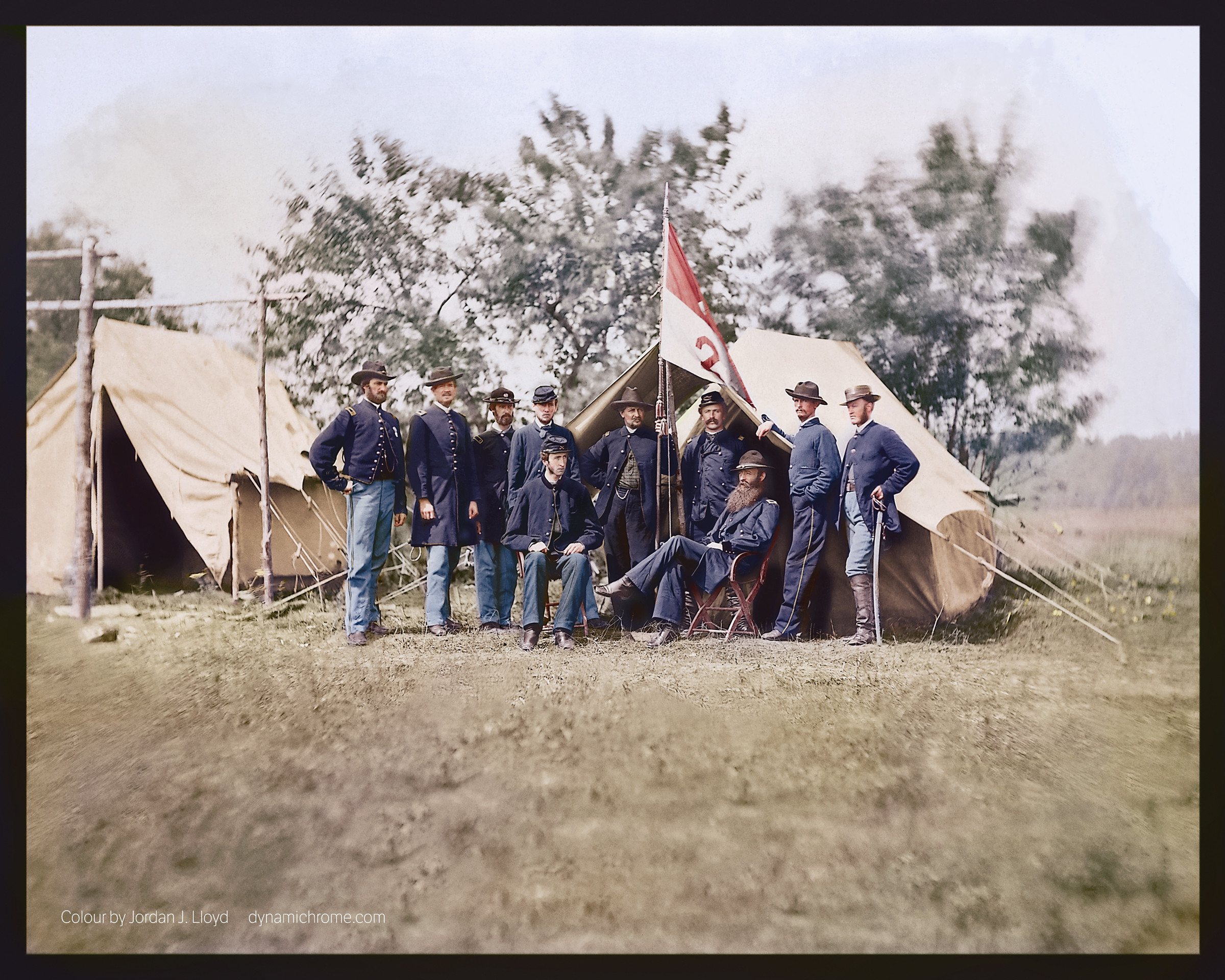 Colorized American Civil War Photos Beautifully Bring Past