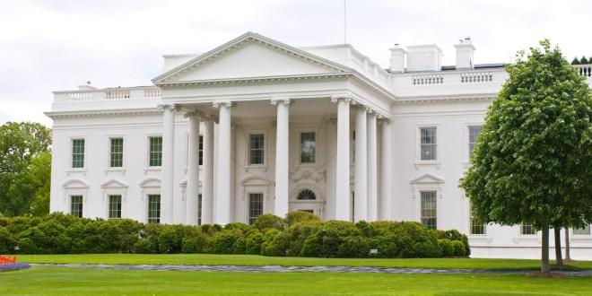 nhà trắng Mỹ