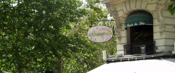 la closerie des lilas paris