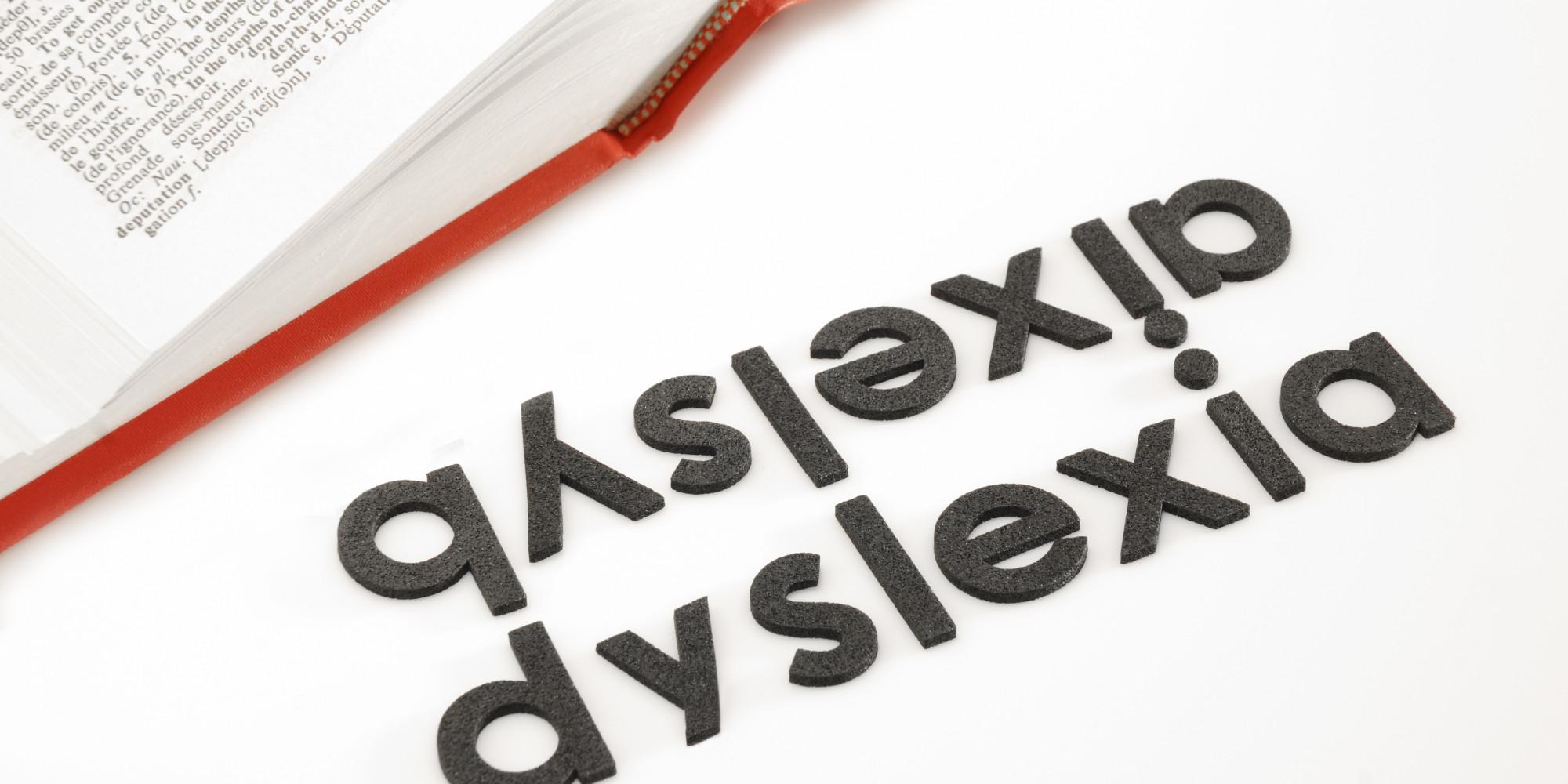 Risultati immagini per dyslexia imagine
