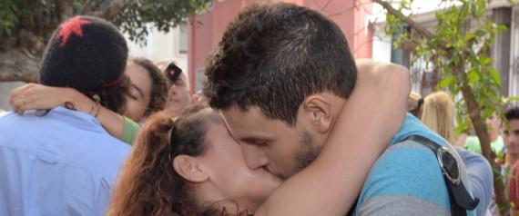 KISS IN RABAT