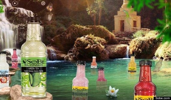 sobe bottles