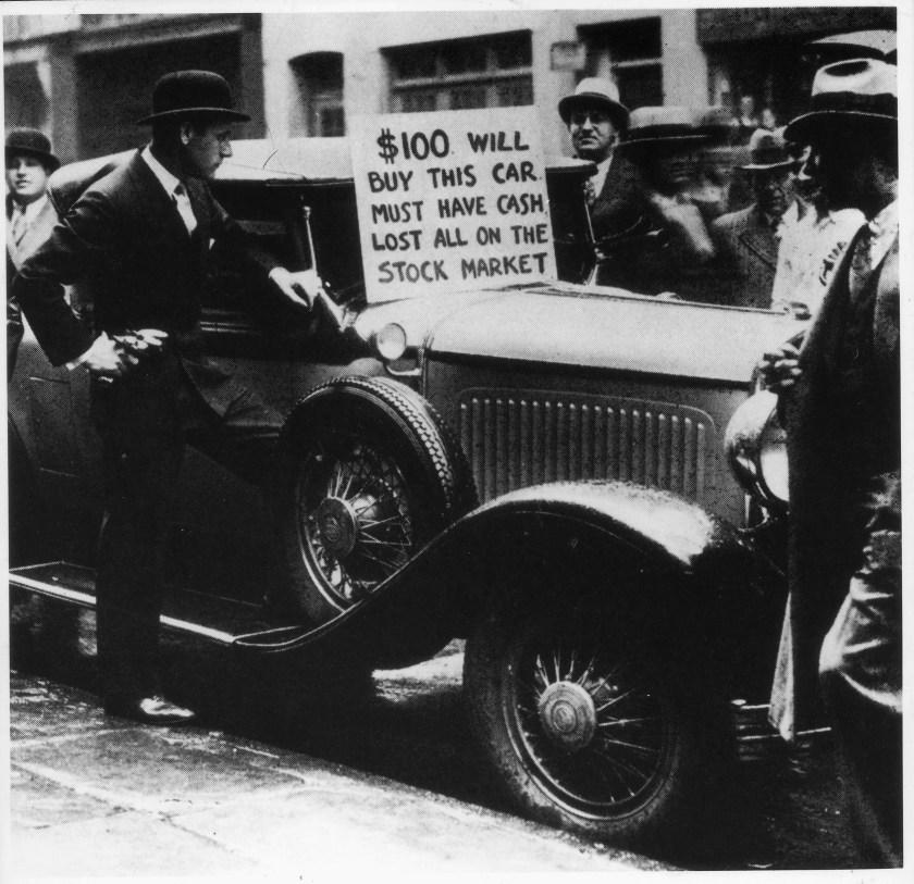 new york stock market 1929