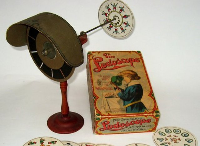 phenakistiscope