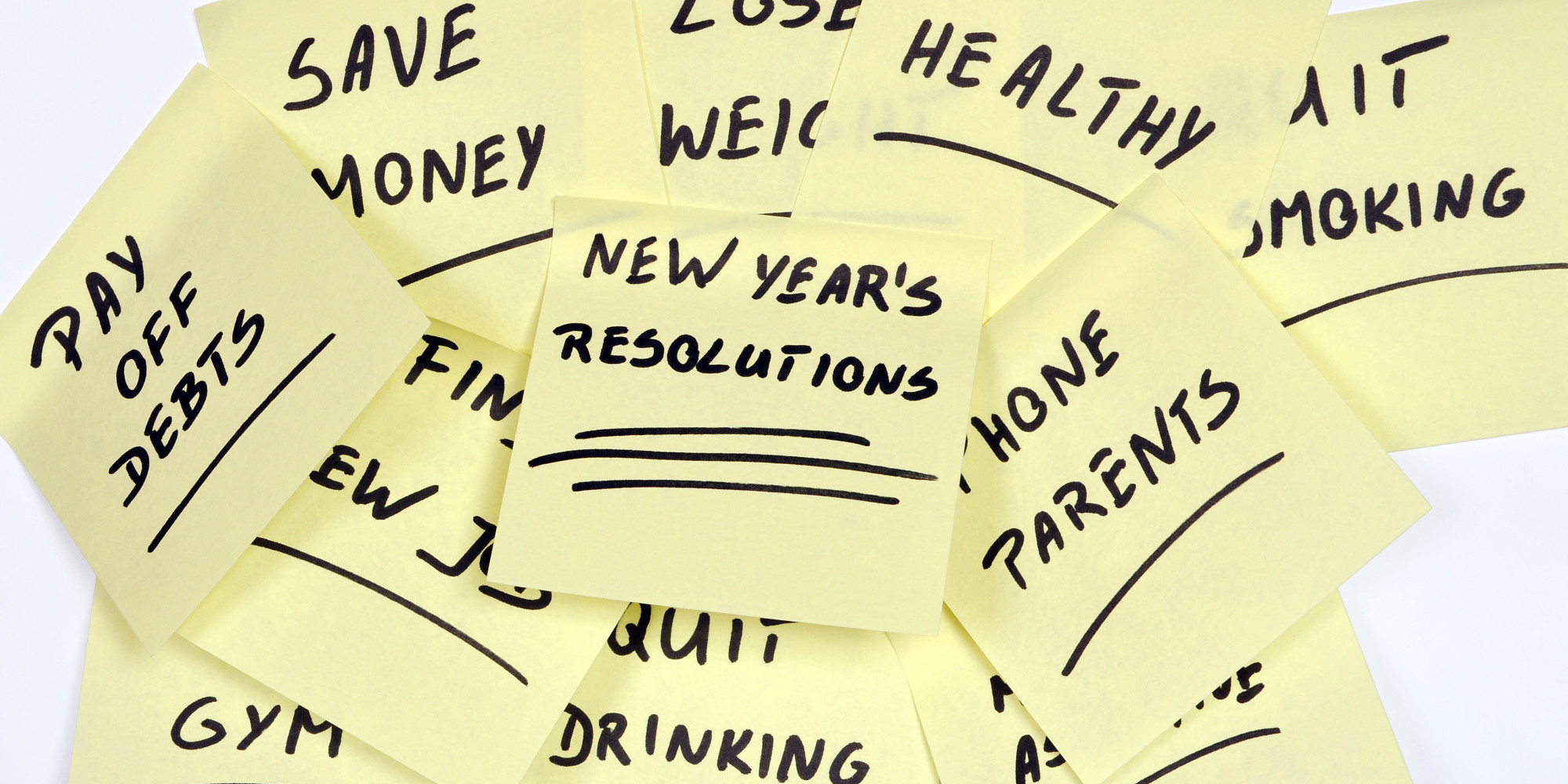 New Year S Resolutions Are Broken Try Creating Life Goals