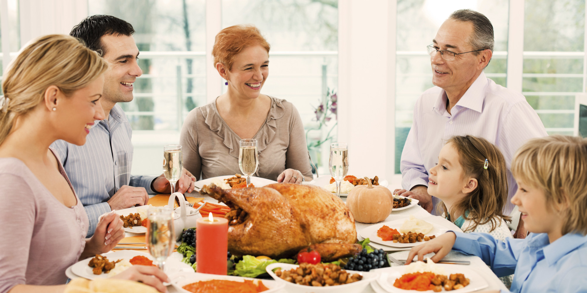 Do Family Need Person Feed Much How Turkey You 24