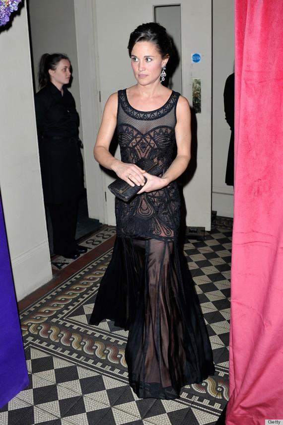 Pippa Middleton Sugarplum 2013