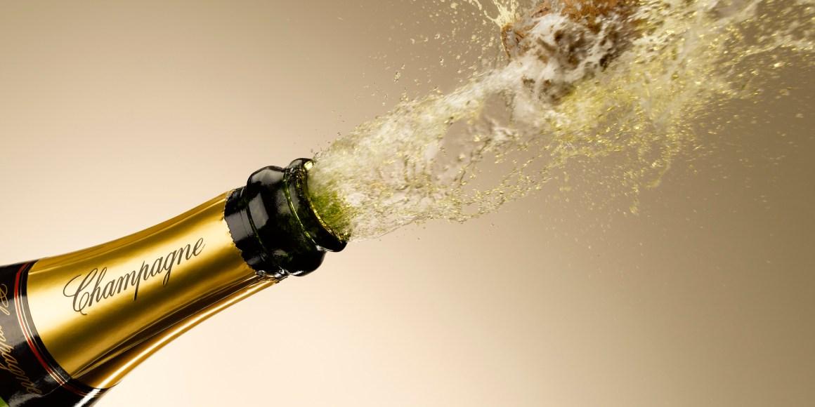 Kutlamalarda Patlatılan Her Köpüklü şarap Neden şampanya Olmaz