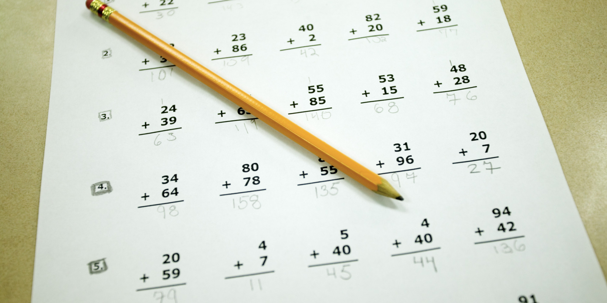 U S Test Scores Remain Stagnant While Other Countries See