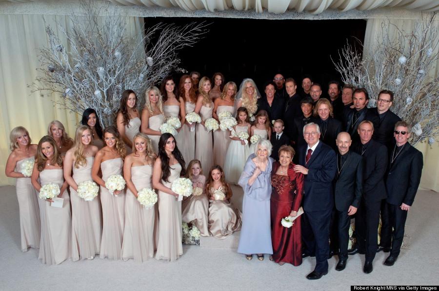 Neal Schon Marries Michaele Holt Salahi In Elaborate Live