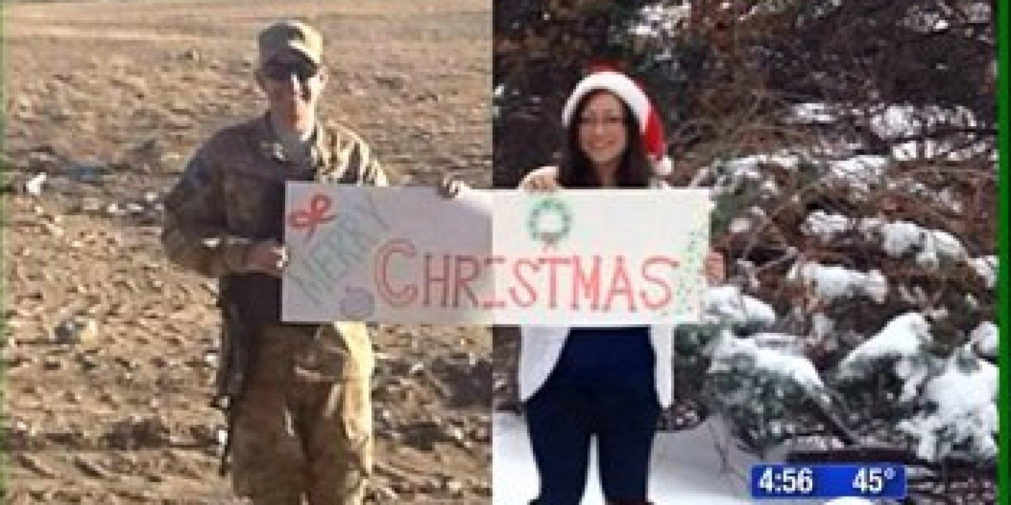 Husband In Afghanistan Wife In US Create Amazing