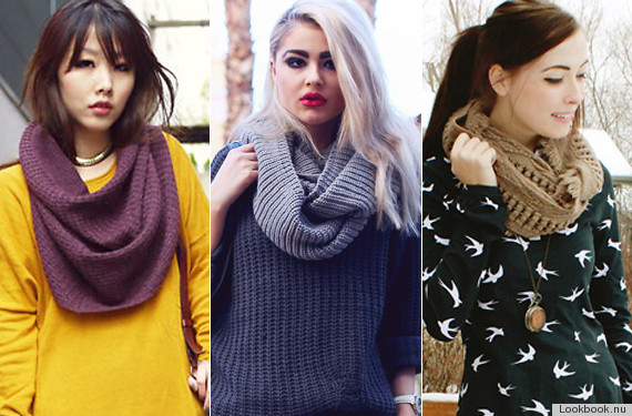circle scarves