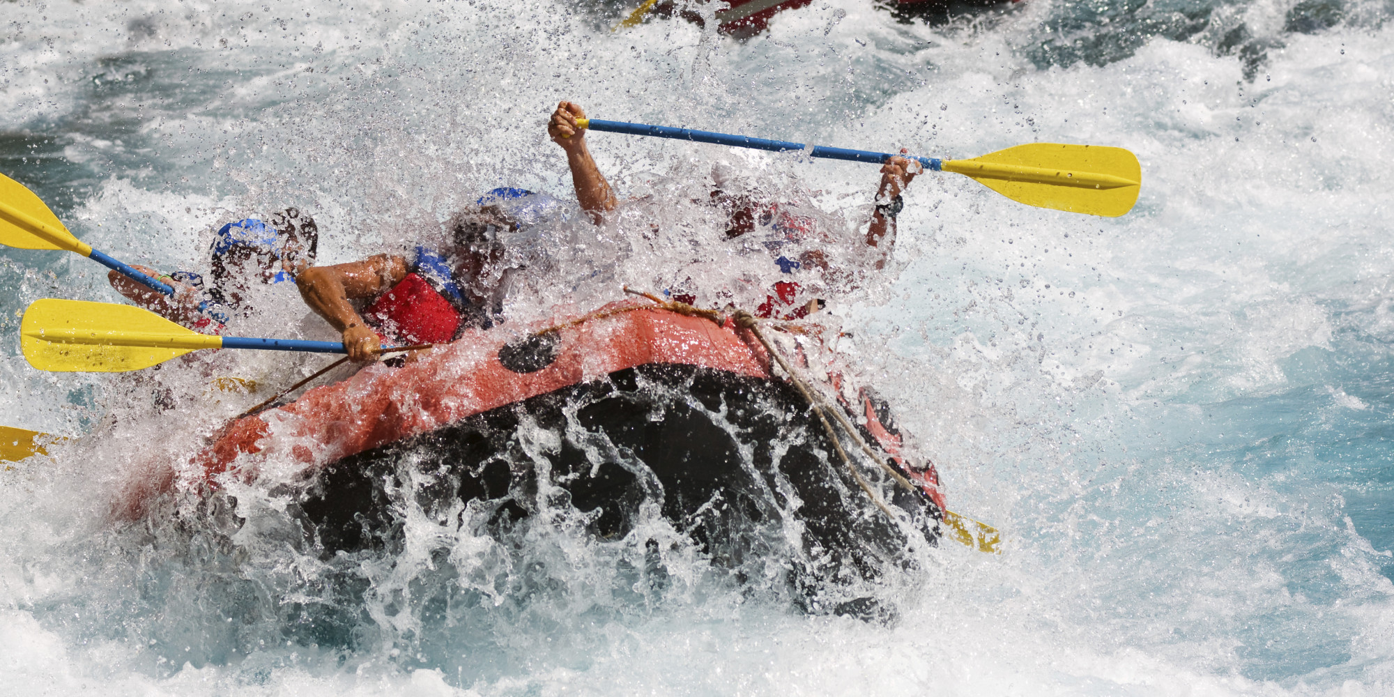 3 Parenting Lessons I Learned From White Water Rafting