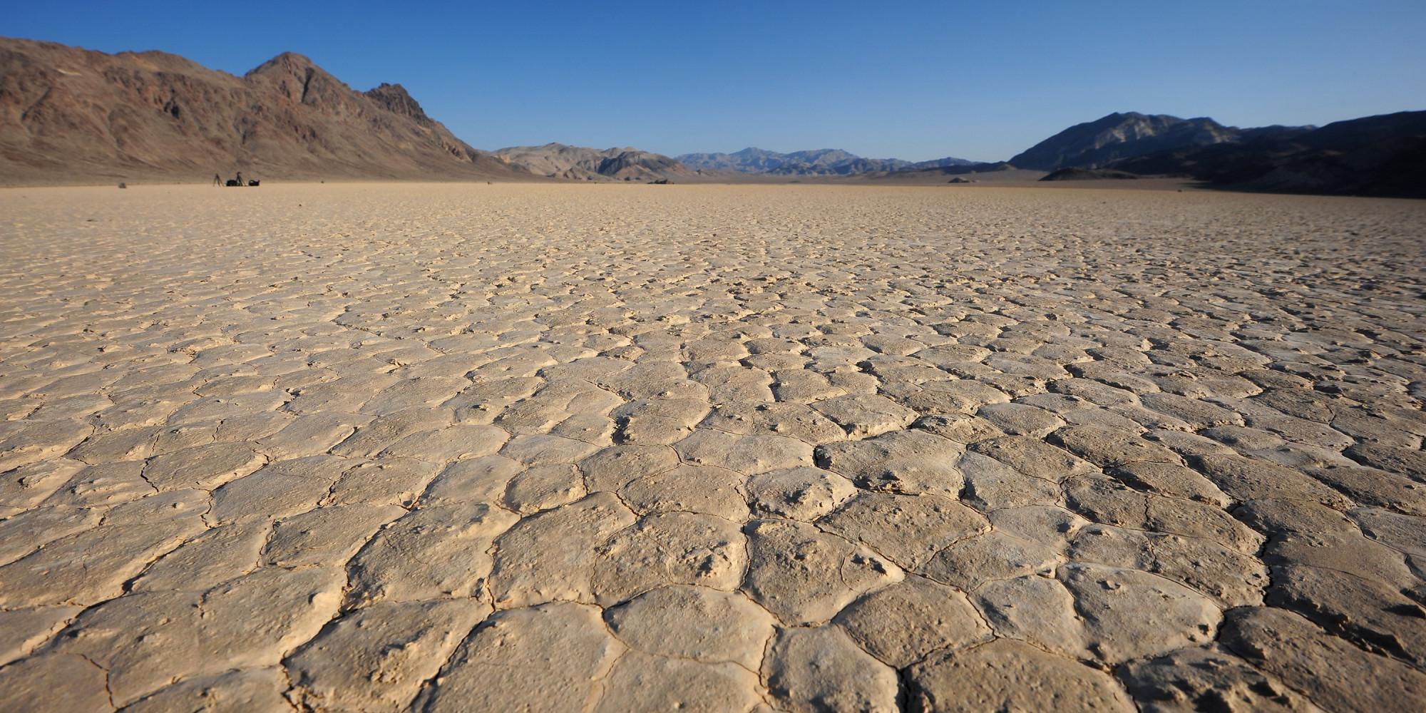 (California's drought, via huffingtonpost)