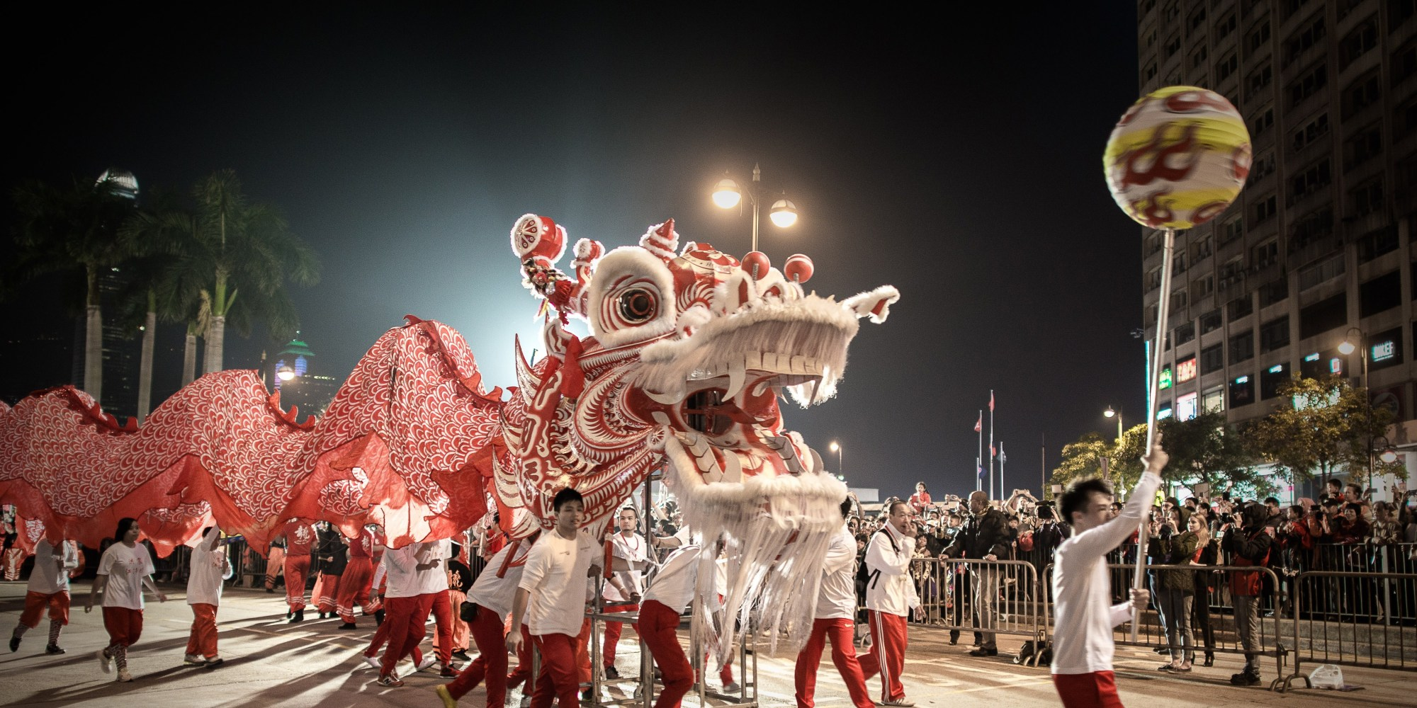 Chinese New Year Marks The Year Of The Wood Horse