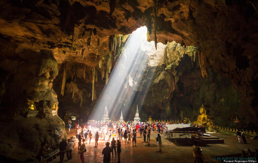 Khao Luang Cave Temple