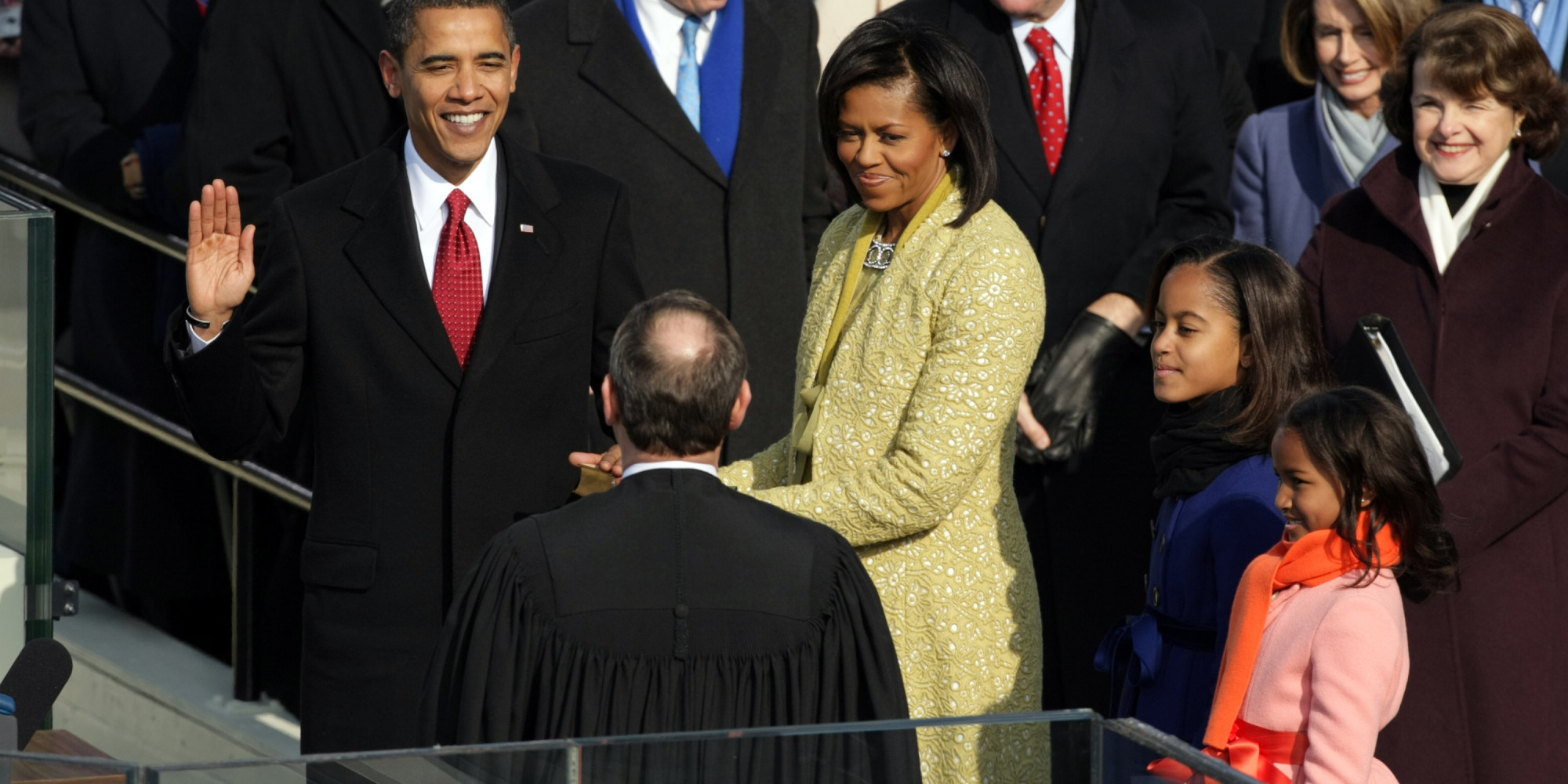 Obama Inauguration Speech FULL TEXT VIDEO HuffPost