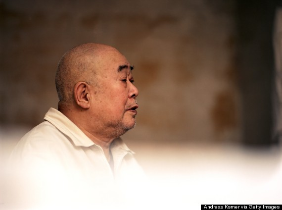 old chinese man