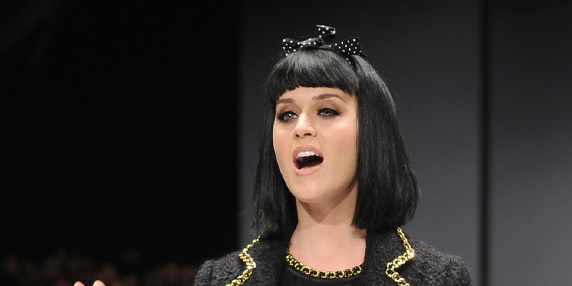 Katy Perry And Her Parents