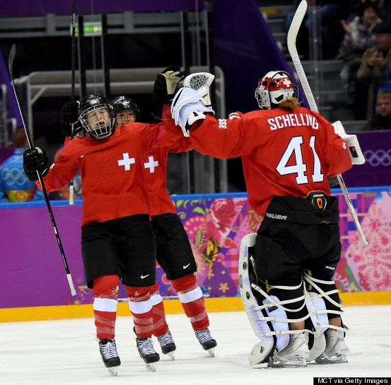 sochi olympics high five