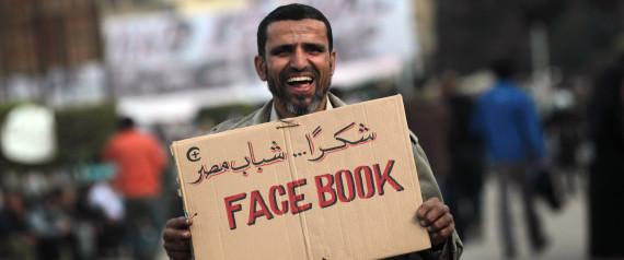 SOCIAL MEDIA ARAB SPRING
