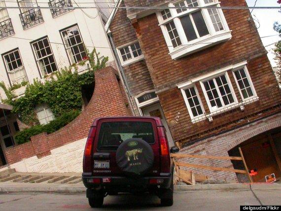 Image result for image san francisco roads