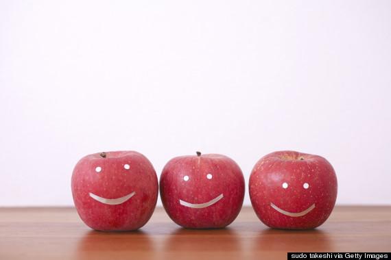 smile food