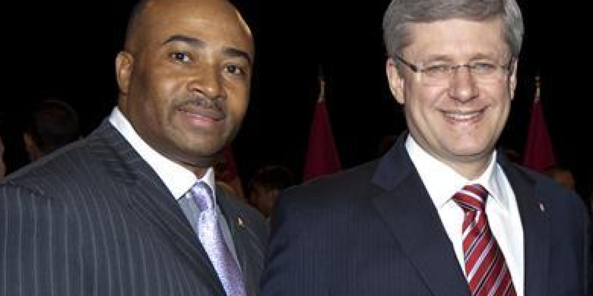 Image result for don meredith canada senator