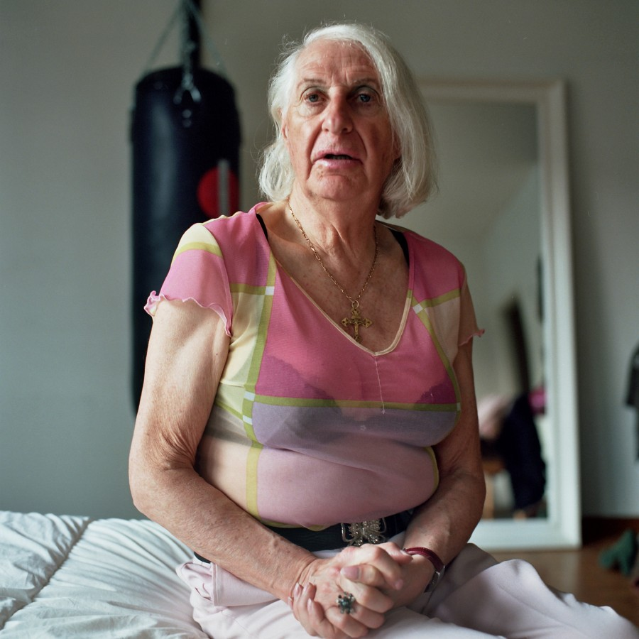 Pictures of nude real grandparents