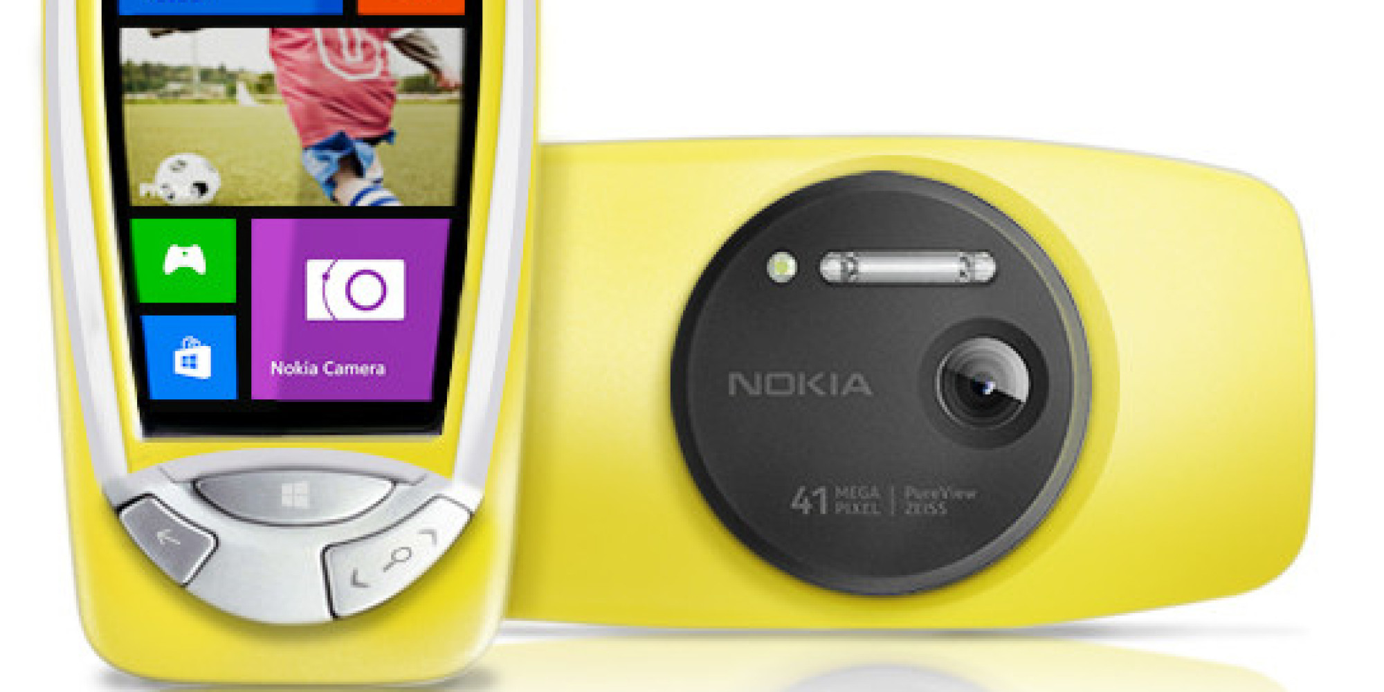Let's take a look once again at the new Nokia 3310