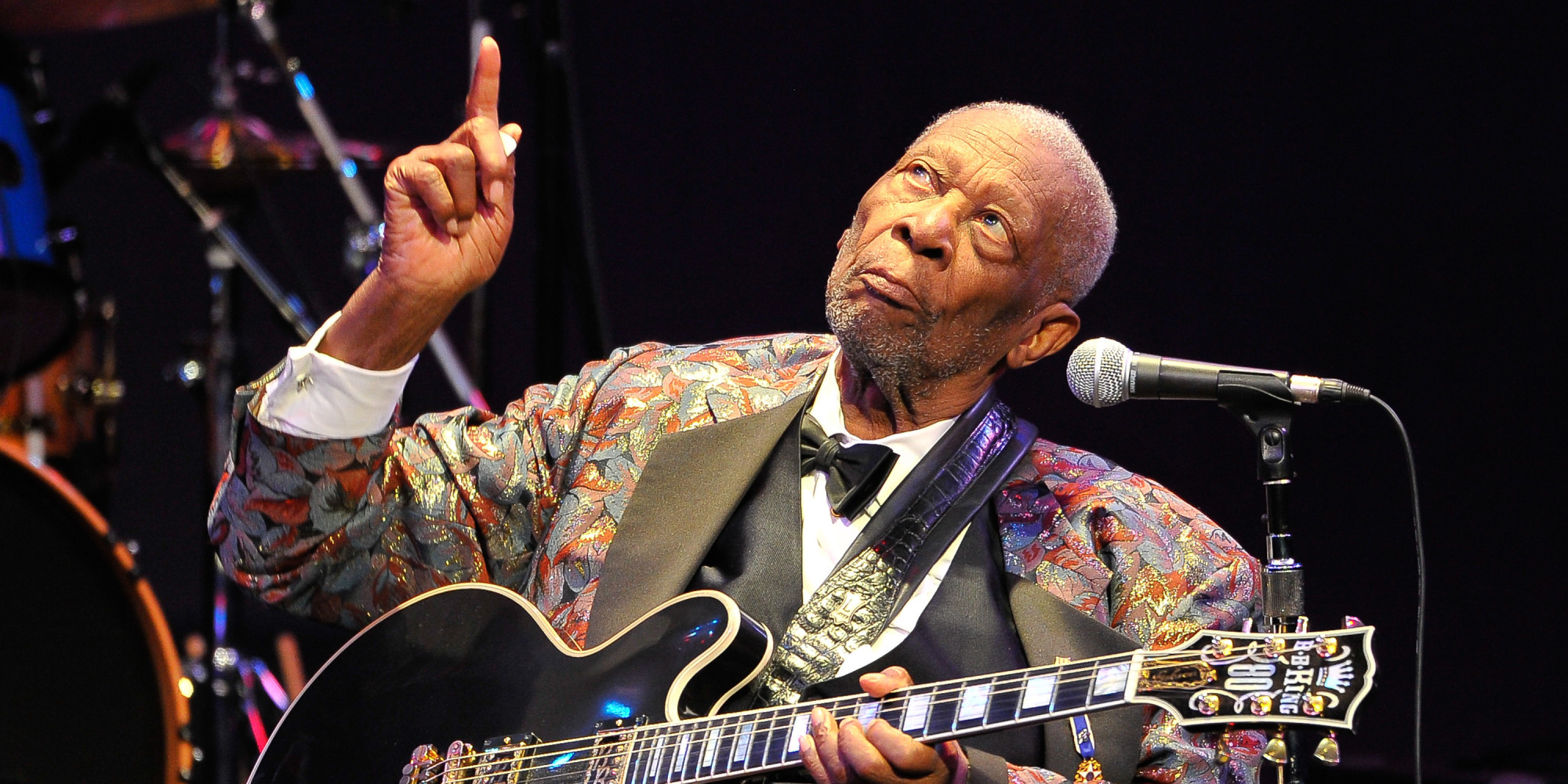 Erratic B B King Performance Leads To Early Departures For Fans