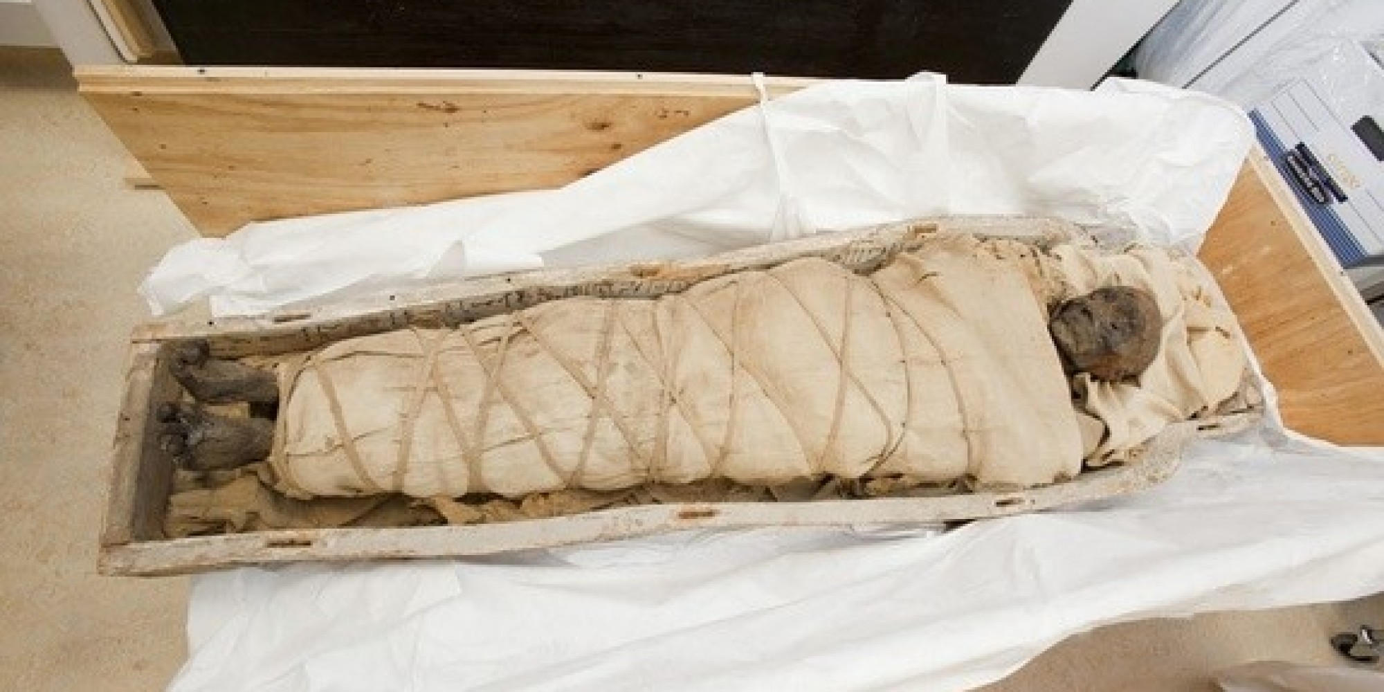 Ancient Egyptian Mummy Found With Brain But No Heart
