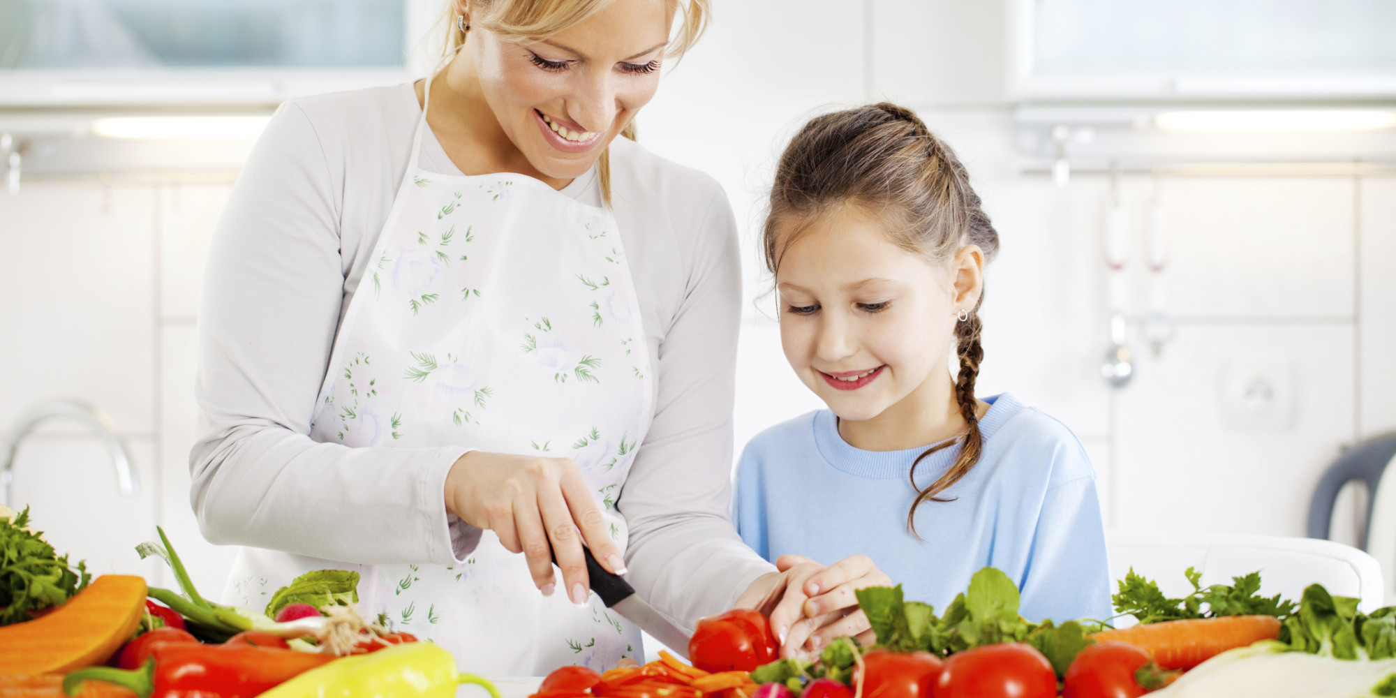 4 Ways To Instill Healthy Eating Habits In Kids