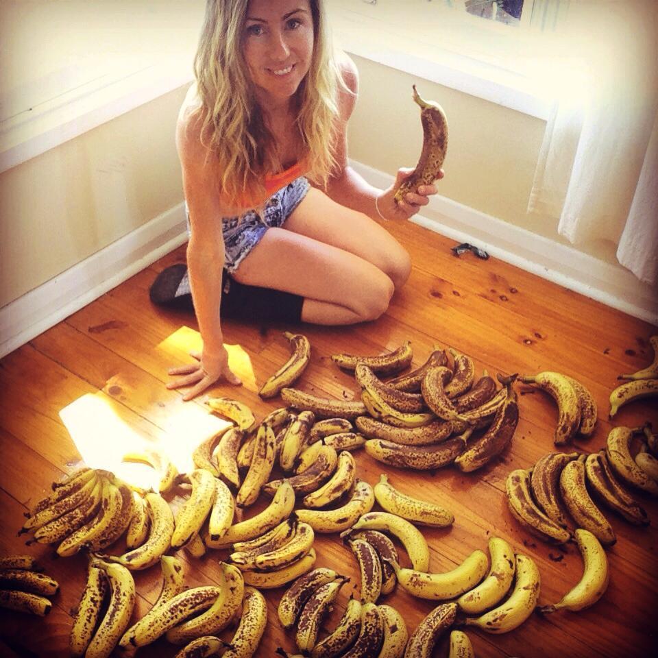 Image result for banana girl tumblr