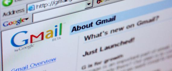Gmail publicités