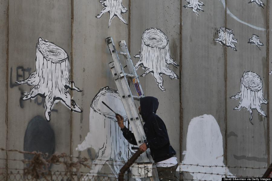 bethlehem street art